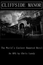 The World\'s Coziest Little Haunted Hotel (for Pathfinder Roleplaying Game)