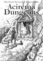 Acirema Dungeons – Player Book