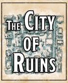 Ruined Fantasy City Block