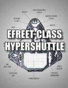 Efreet Class Hypershuttle