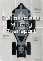 Helios Military Transport