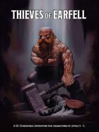 Thieves of Earfell - Adventure (5E)