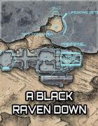 A Black Raven Down