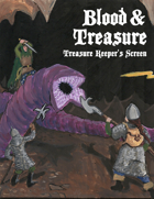 Blood & Treasure 2nd Edition Screen