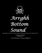 Arrghh Bottom Sound-South New Georgia. Vangunu & Nggatokae settlements map