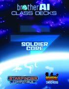 Soldier Core Class Deck