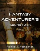 Fantasy Adventurer's Sound Pack [BUNDLE]