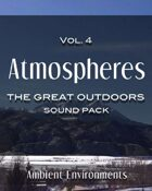 Atmospheres Vol.4: The Great Outdoors [BUNDLE]