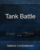 Tank Battle - from the RPG & TableTop Audio Experts