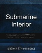 Submarine Interior - from the RPG & TableTop Audio Experts