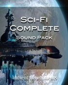 Complete Sci-Fi Sound Pack [BUNDLE]