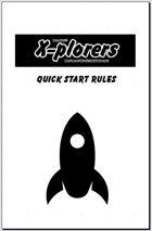 X-plorers QuickStart