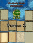 Knotty Works Backgrounds 1 - 4 and 6 [BUNDLE]
