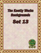 Knotty Works Backgrounds Set 13