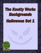 Knotty Works Backgrounds Halloween Set 1