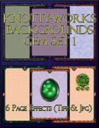 Knotty Works Backgrounds Gem Pack 1