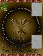 Knotty Works Backgrounds January Nouveau Pack 1