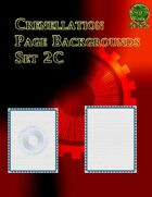 Knotty Works Backgrounds Crenellations Set 2C