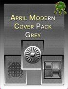 Knotty Works April Modern Cover Set Grey