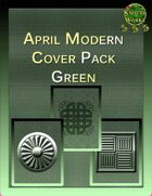 Knotty Works April Modern Cover Set Green