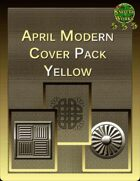 Knotty Works April Modern Cover Set Yellow