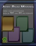 Knotty Works April Dark Modern Background Set 1