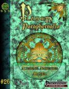 Player Paraphernalia #26 Alternate Archetypes, Archer