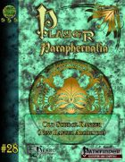 Player Paraphernalia #28 The Old School Ranger (Archetype)