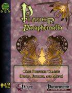Player Paraphernalia #42 Core Prestige Classes (Druid, Fighter, and Monk)