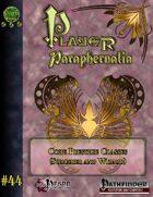 Player Paraphernalia #44 Core Prestige Classes (Sorcerer and Wizard)