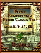 Player Paraphernalia Hybrid Classes Vol I [BUNDLE]