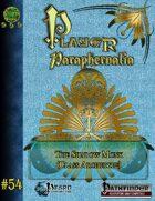 Player Paraphernalia #54 The Shadow Monk (Archetype Class)