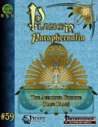 Player Paraphernalia #59 The Afflicted Erudite (Base Class)