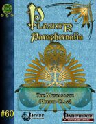 Player Paraphernalia #60 The Mystagogue (Hybrid Class)
