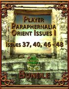 Player Paraphernalia Orient Vol I [BUNDLE]