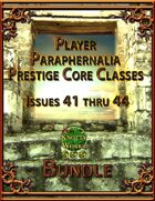 Player Paraphernalia Prestige Core Bundle [BUNDLE]