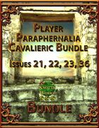 Player Paraphernalia Cavaliers Vol I [BUNDLE]