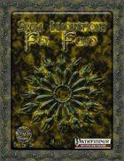 Spell Innovations, Fey Folio