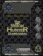The Witch Hunter Compendium