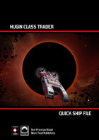 Quick Ship File: Hugin Class Trader