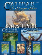 Calidar Series 1 Books + PDFs [BUNDLE]