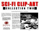 Sci-Fi Clip-Art Collection Two