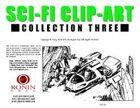 Sci-Fi Clip-Art Collection Three