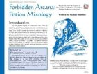 Forbidden Arcana: Potion Mixology