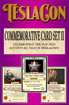 Teslacon Commemorative Card Set II(Twisted Skies)