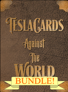 TeslaCards Against the World Bundle [BUNDLE]