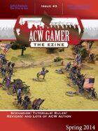 ACW Gamer: The Ezine Issue 3