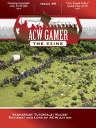 ACW Gamer: The Ezine - Issue 5, Fall 2014