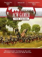ACW Gamer: The Ezine - Issue 7, Spring 2015