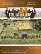 Forging A Nation - Issue 3, Spring 2016